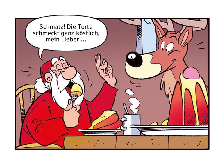 überraschung Für Den Weihnachtsmann